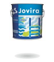 Pintura piscinas de jovira for Pintura piscina clorocaucho