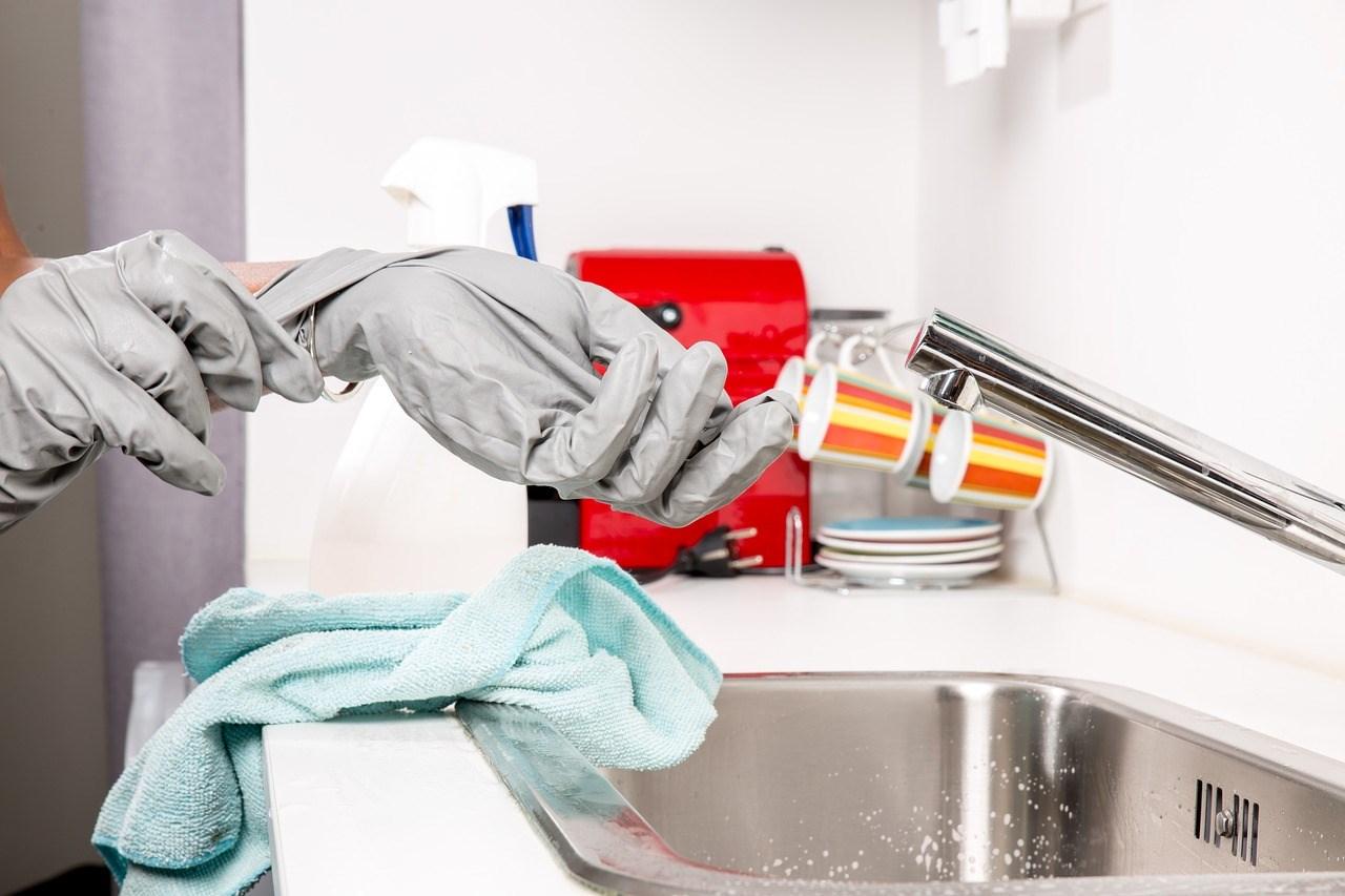 Como eliminar la grasa de la cocina - Hacer limpieza en casa ...