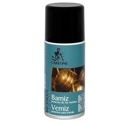 Barniz protector de Metal Spray LAKEONE