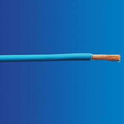 Cable Flexible Azul 100m