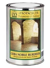 Cera Noble Burdeos de Monestir