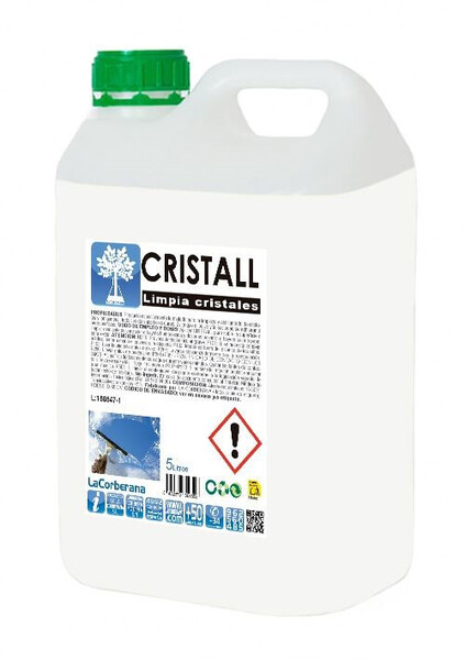 Limpia cristales Cristall