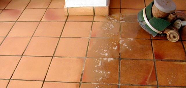 Sanigel limpiador de pavimentos de monestir - Suelos rusticos para exterior ...